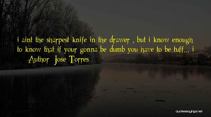 Jose Torres Quotes 255220