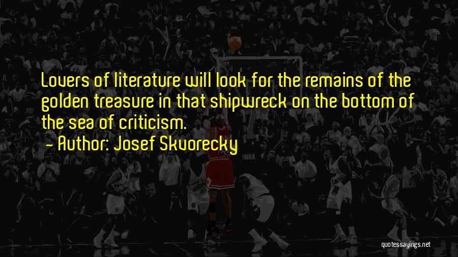 Josef Skvorecky Quotes 1150587