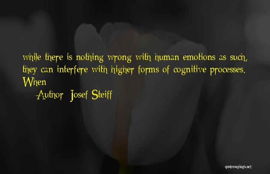 Josef Steiff Quotes 98688