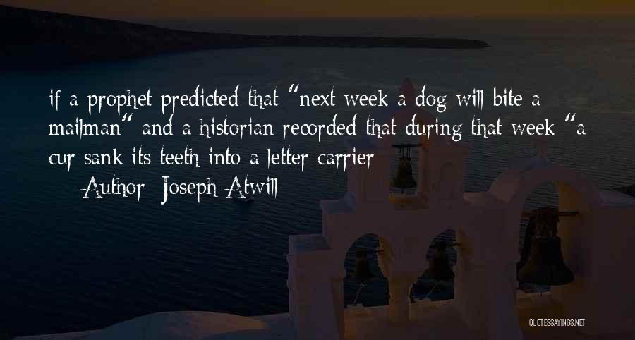 Joseph Atwill Quotes 1687729