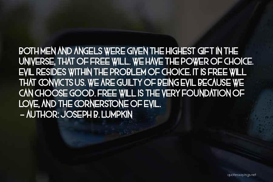 Joseph B. Lumpkin Quotes 1526292