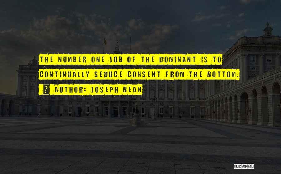 Joseph Bean Quotes 1137685