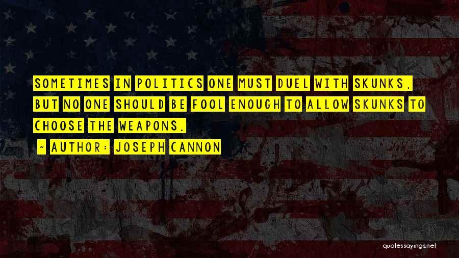 Joseph Cannon Quotes 1315012