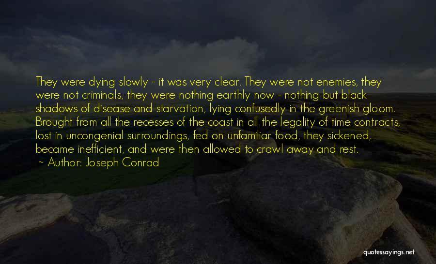 Joseph Conrad Congo Quotes By Joseph Conrad