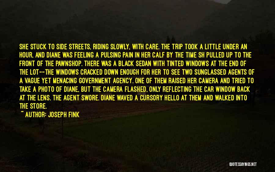 Joseph Fink Quotes 1545128
