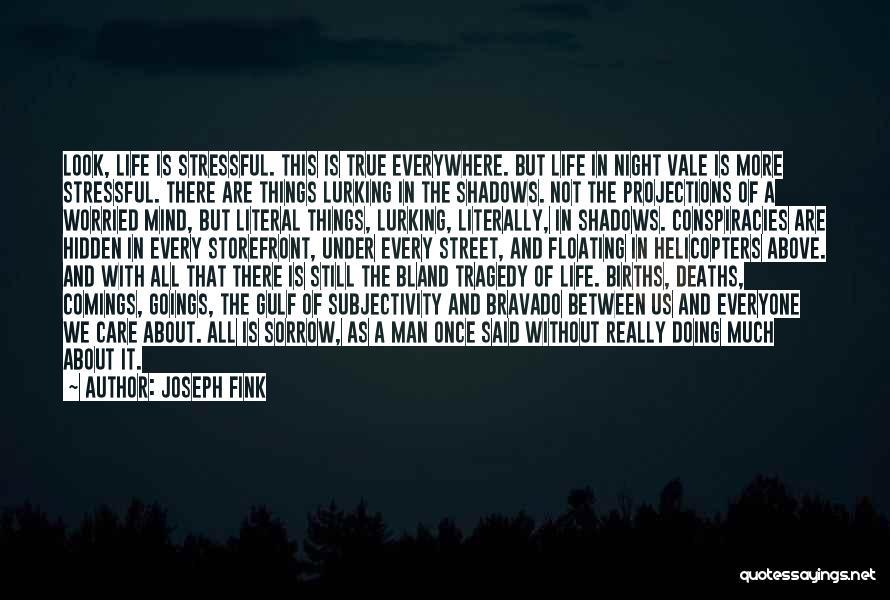Joseph Fink Quotes 1868315