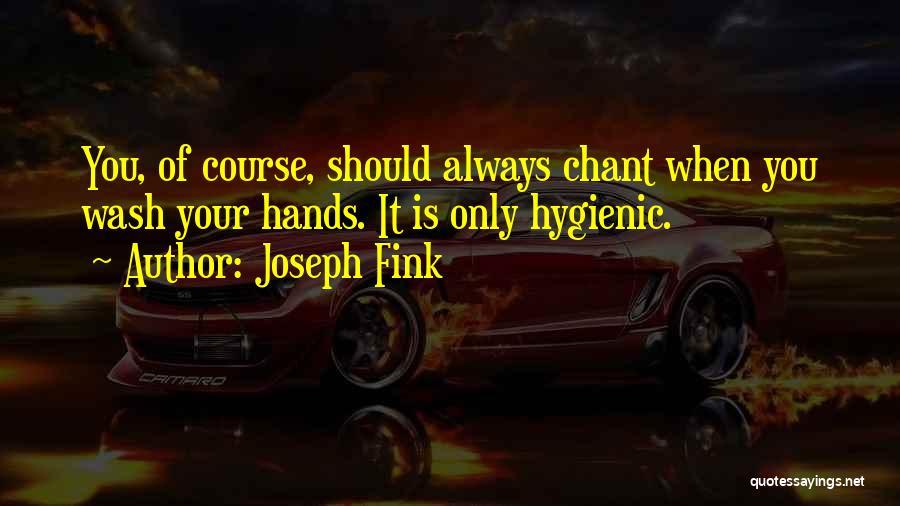 Joseph Fink Quotes 2115874