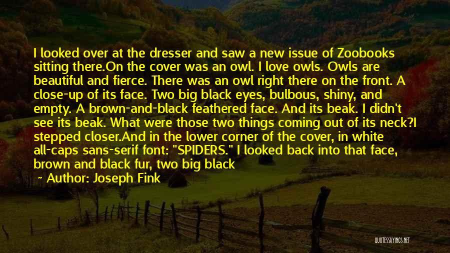 Joseph Fink Quotes 446066