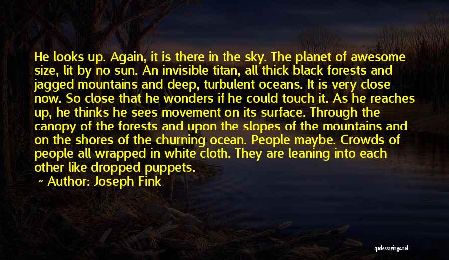 Joseph Fink Quotes 552610