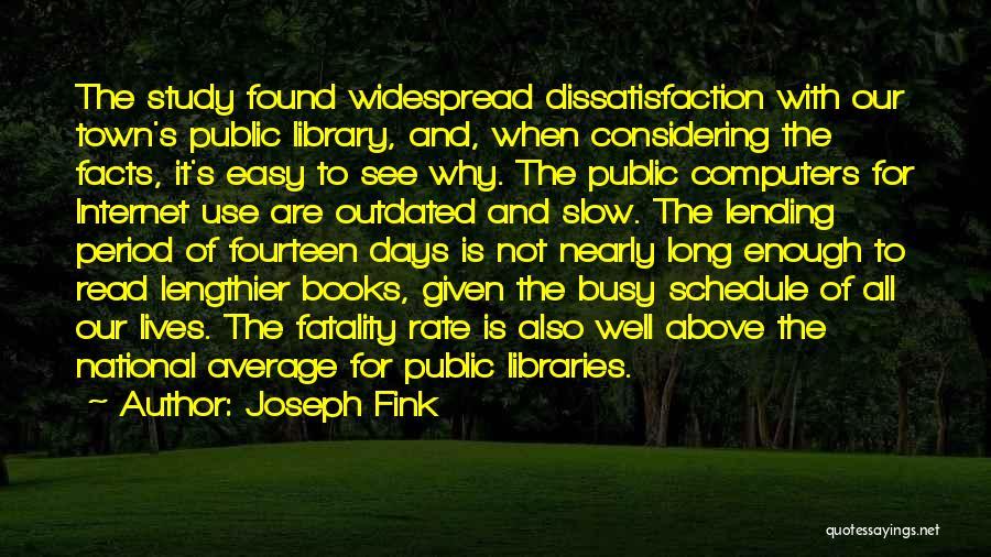 Joseph Fink Quotes 819848