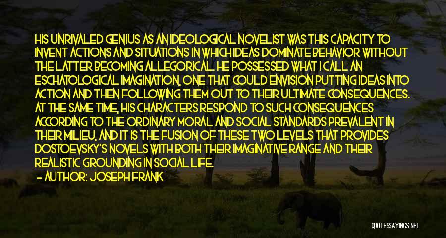 Joseph Frank Quotes 1252340