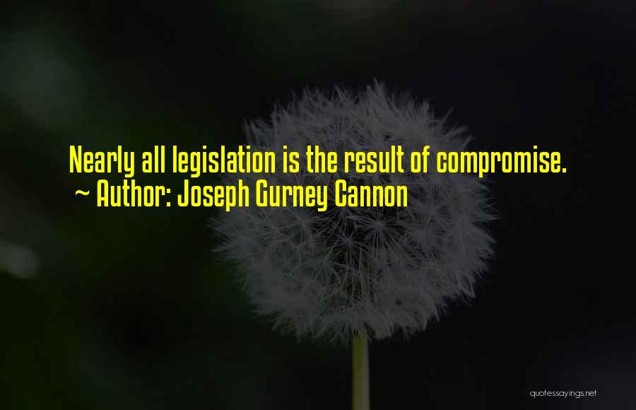 Joseph Gurney Cannon Quotes 174301