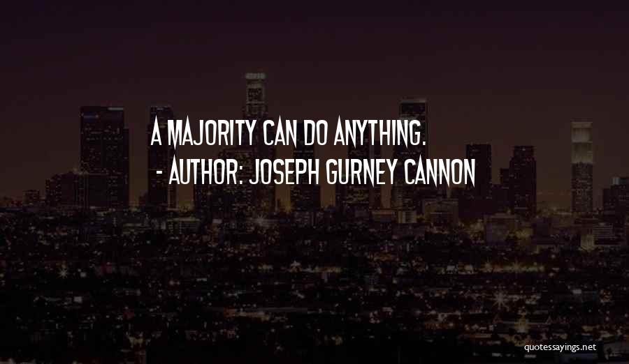 Joseph Gurney Cannon Quotes 784000