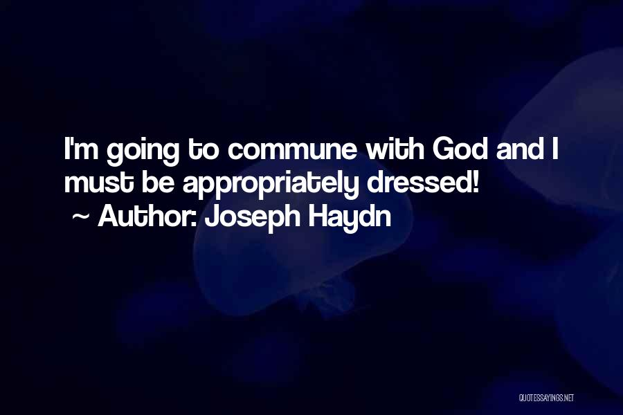 Joseph Haydn Quotes 1050222