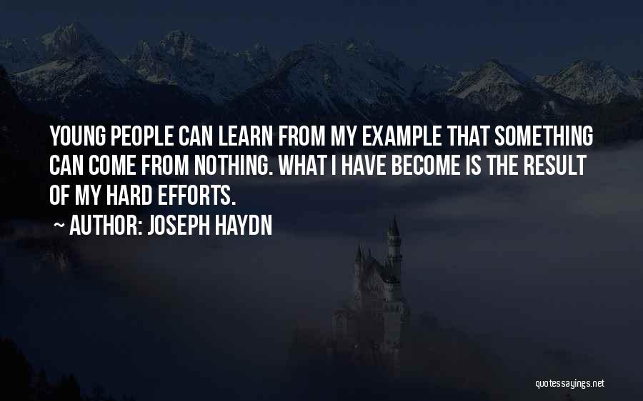 Joseph Haydn Quotes 1281580