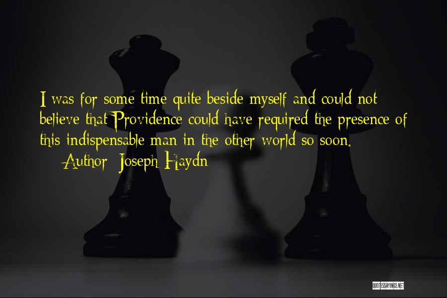 Joseph Haydn Quotes 1297543