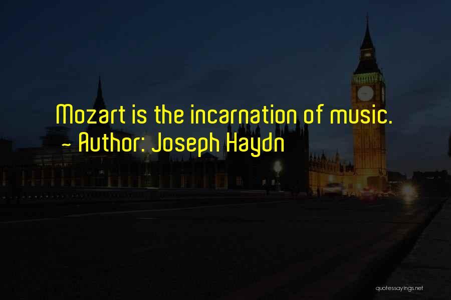 Joseph Haydn Quotes 1362909