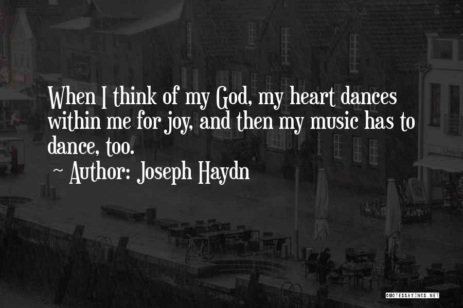 Joseph Haydn Quotes 1563884