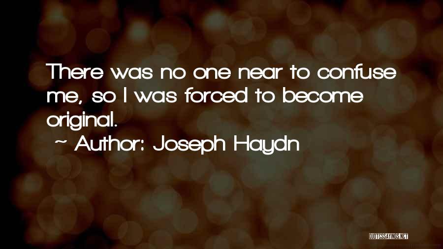 Joseph Haydn Quotes 1769458