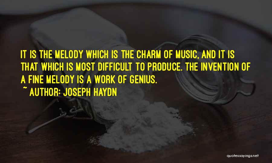 Joseph Haydn Quotes 1936051