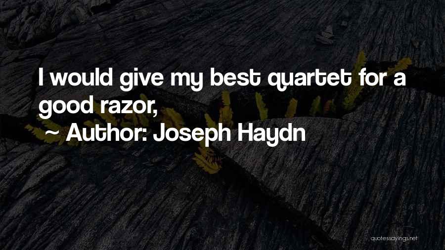 Joseph Haydn Quotes 2015456