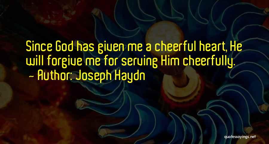 Joseph Haydn Quotes 2039189