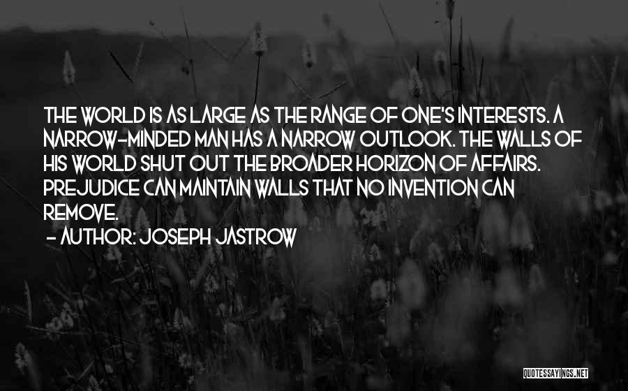 Joseph Jastrow Quotes 181425