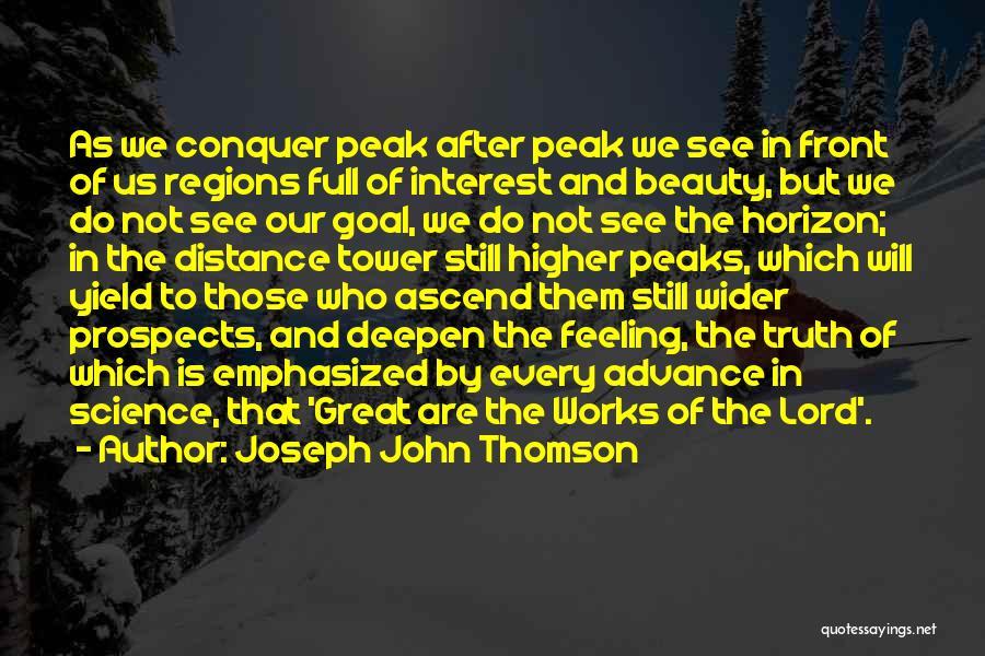Joseph John Thomson Quotes 447207