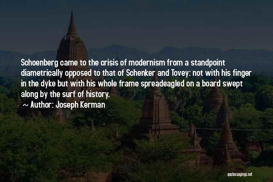 Joseph Kerman Quotes 350482