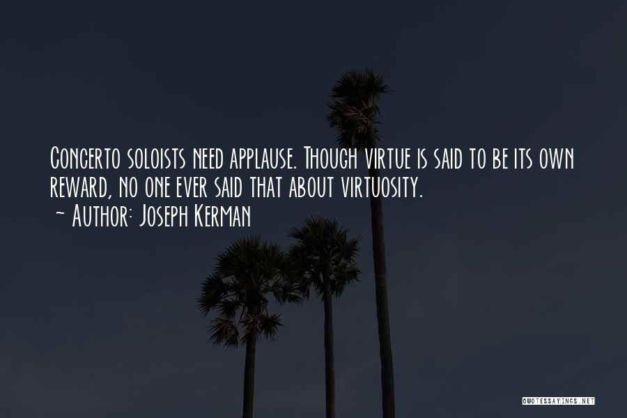Joseph Kerman Quotes 533674