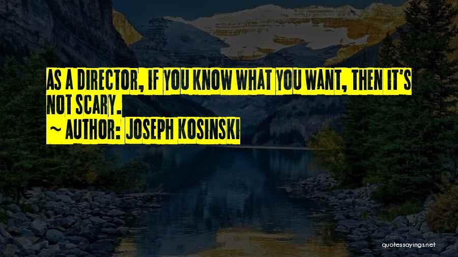 Joseph Kosinski Quotes 1276090