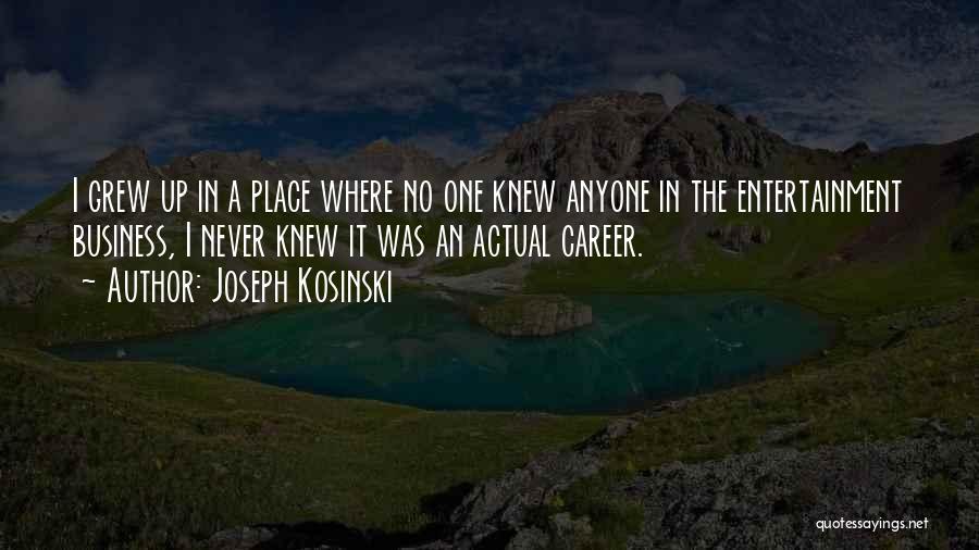 Joseph Kosinski Quotes 1768781