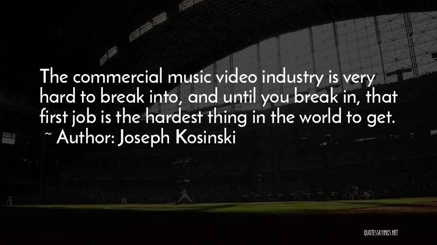 Joseph Kosinski Quotes 704523