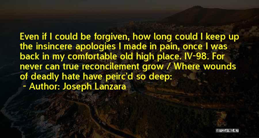 Joseph Lanzara Quotes 1259322
