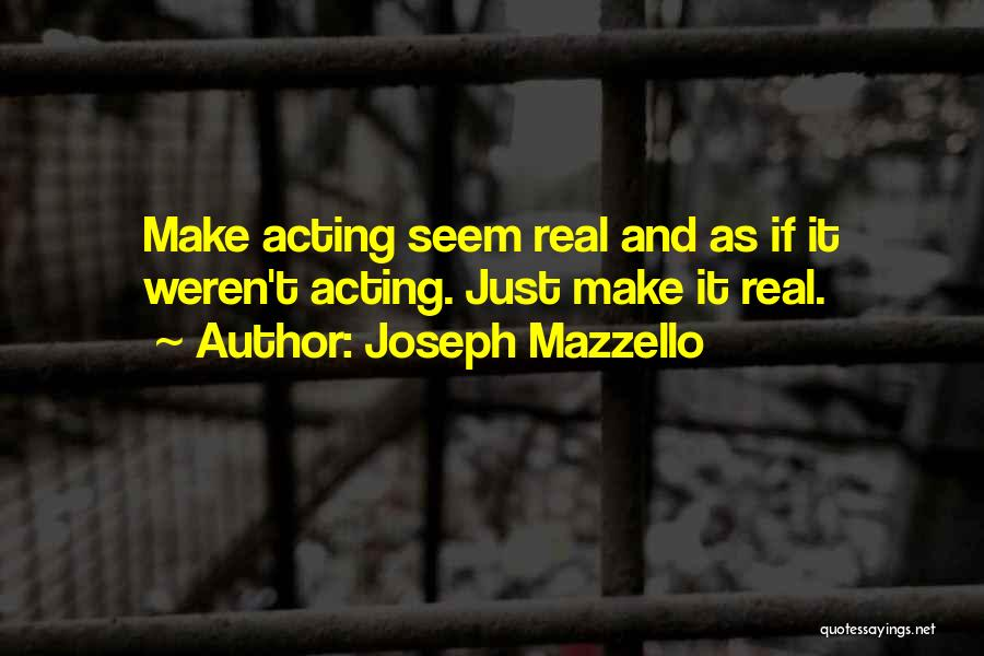 Joseph Mazzello Quotes 918480