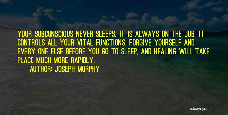 Joseph Murphy Quotes 1181363