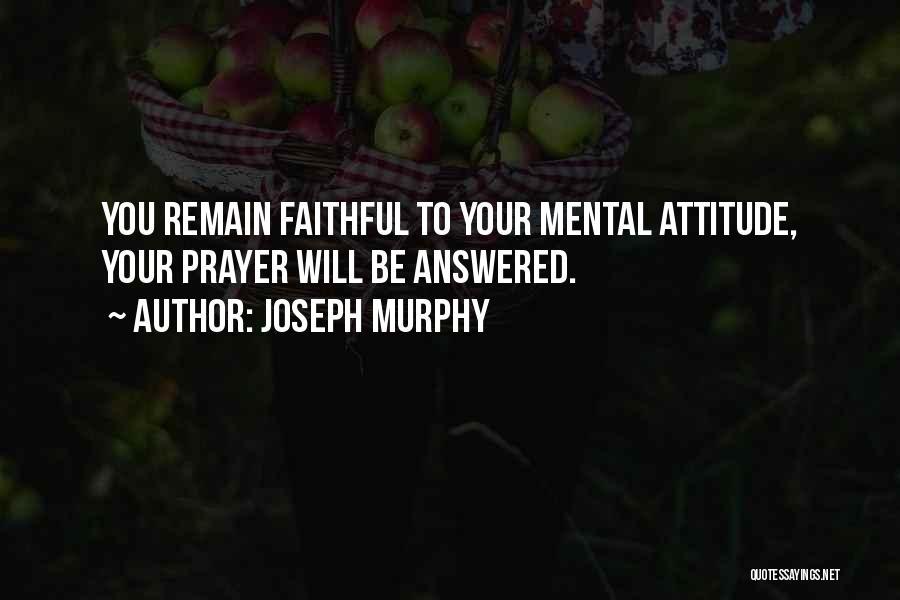 Joseph Murphy Quotes 1498996