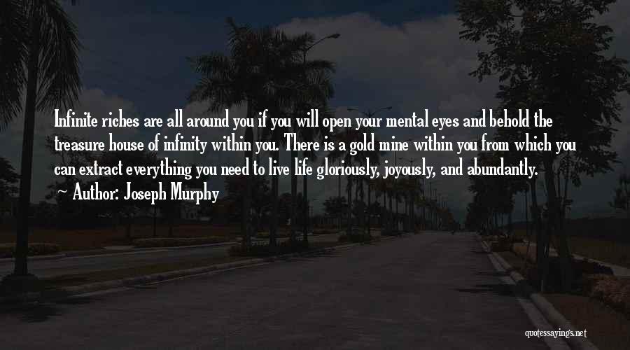 Joseph Murphy Quotes 1508530