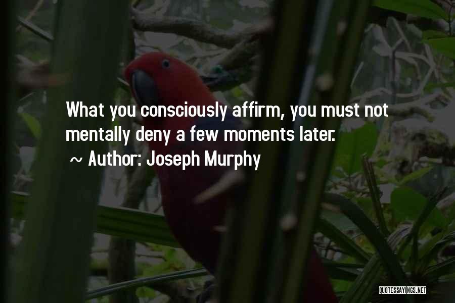 Joseph Murphy Quotes 1601850