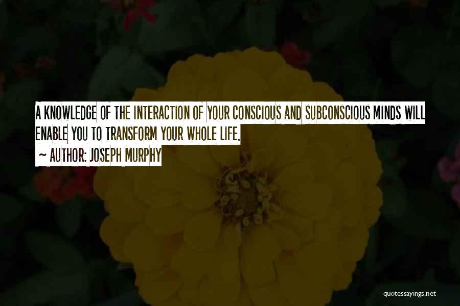 Joseph Murphy Quotes 1639794