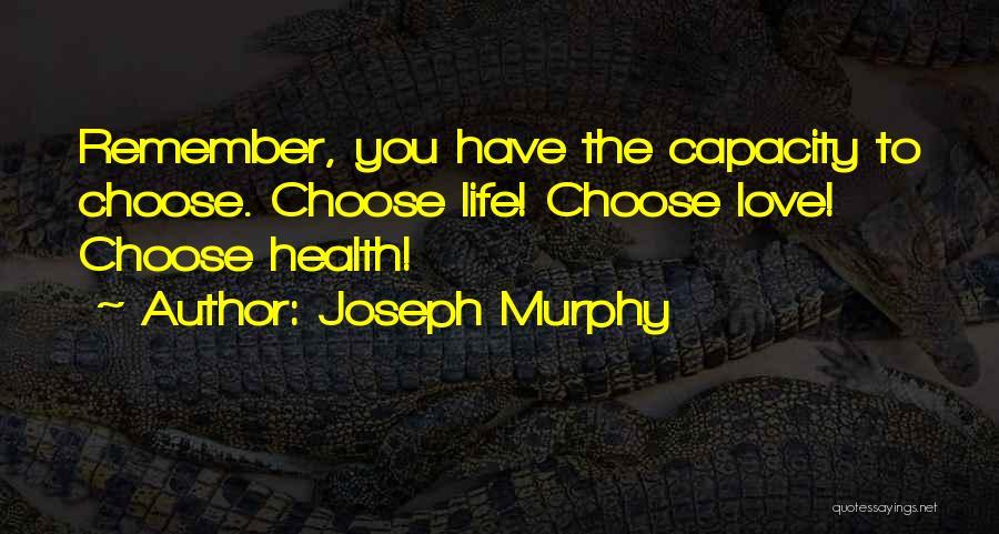 Joseph Murphy Quotes 1765201