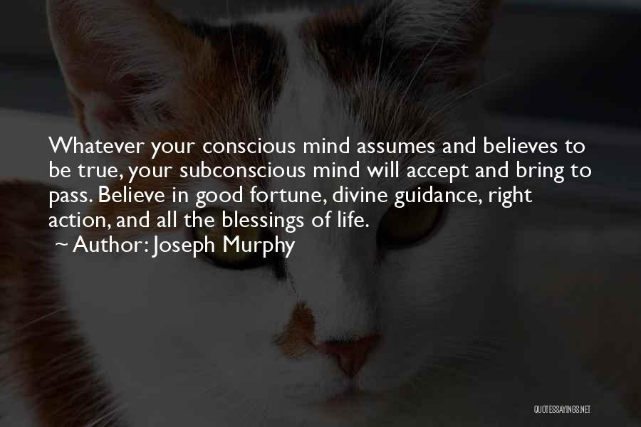 Joseph Murphy Quotes 1811050