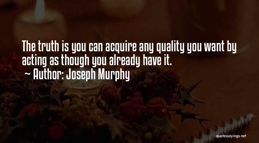 Joseph Murphy Quotes 370870
