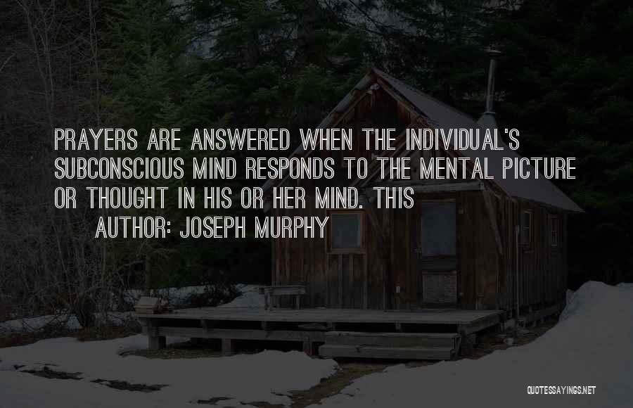 Joseph Murphy Quotes 481756