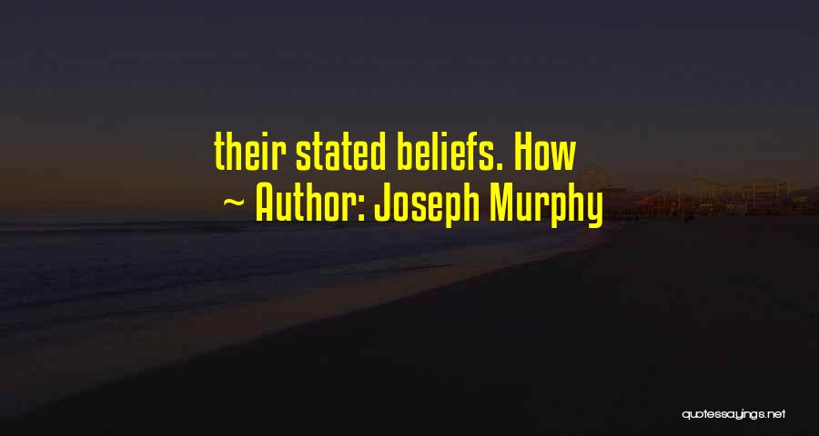 Joseph Murphy Quotes 649033