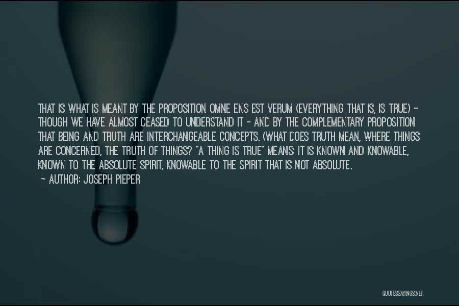 Joseph Pieper Quotes 952681
