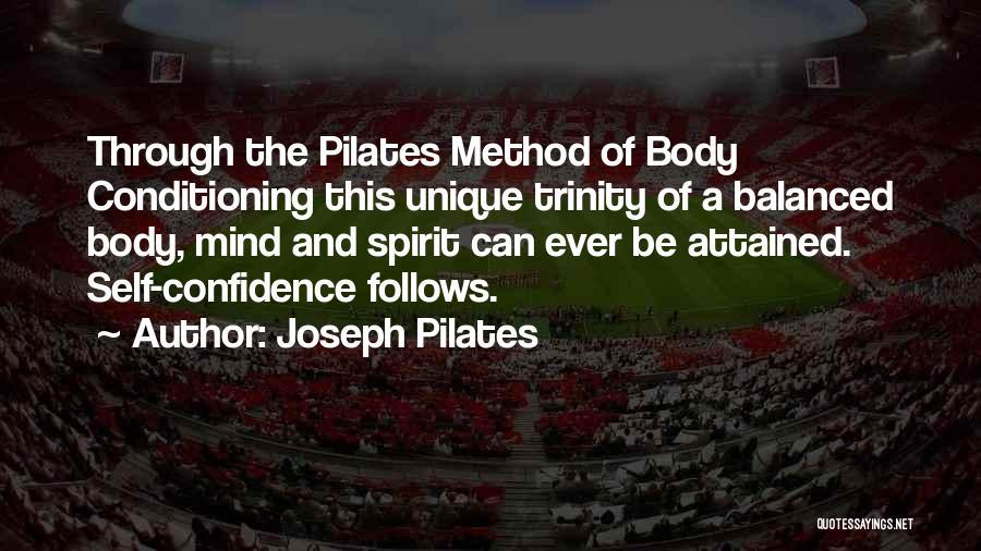 Joseph Pilates Quotes 101918