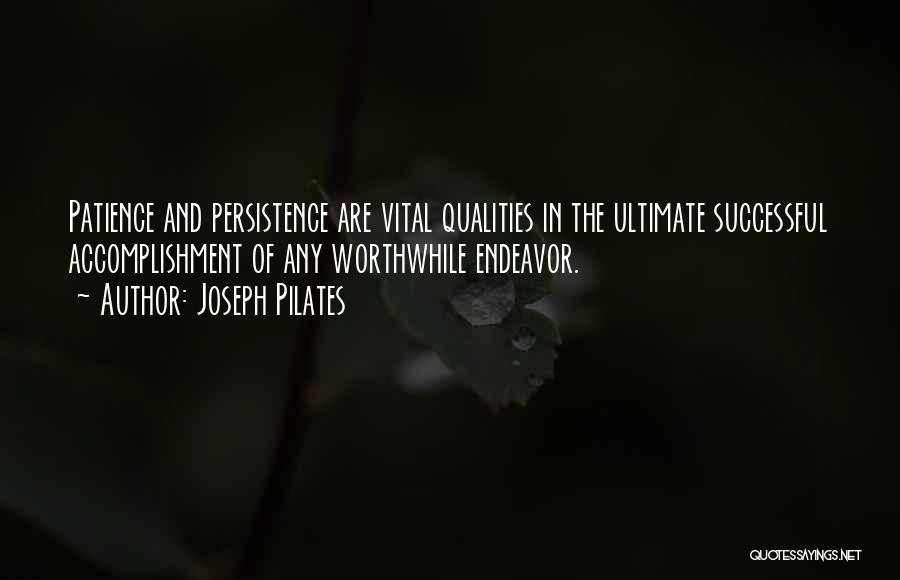Joseph Pilates Quotes 1054390