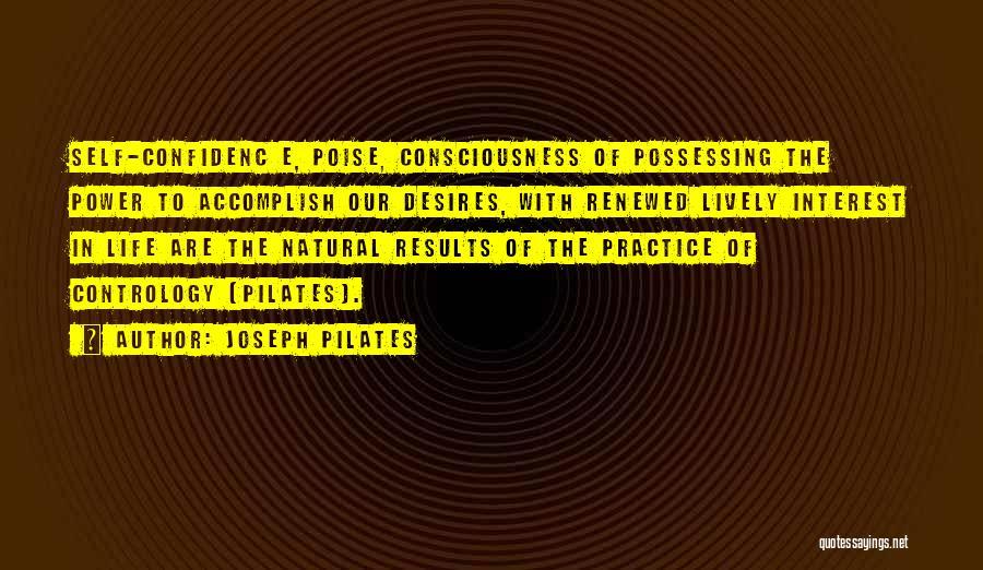 Joseph Pilates Quotes 1097931