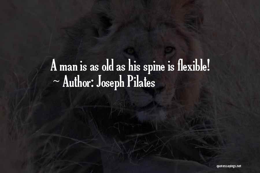 Joseph Pilates Quotes 1209830